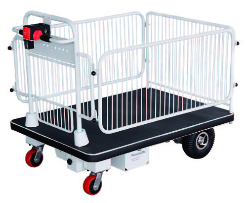 Power Cart with shelf